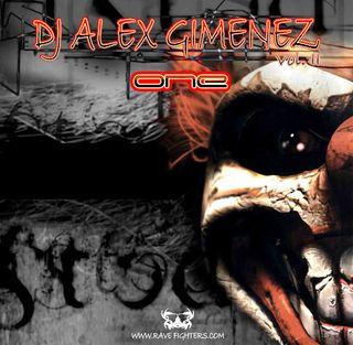 DJ ALEX GIMÉNEZ VOL II - ONE