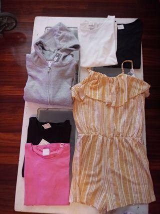 lote ropa niña talla 11 - 12. años