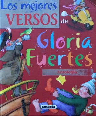 LOTE GLORIA FUERTES SEGUNDA MANO