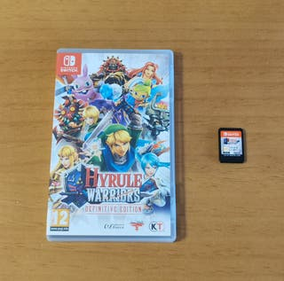 Hyrule Warriors: Definitive Edition ( Switch )