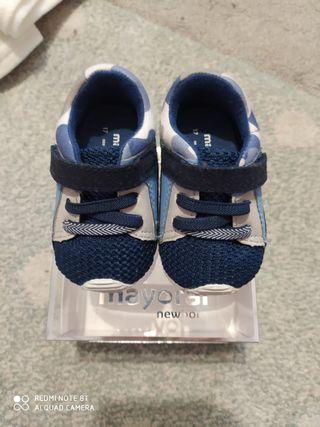 zapatillas niño tall17