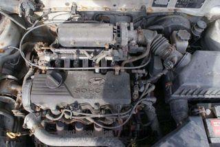 ABC3599 Motor Hyundai Accent 1.3 99