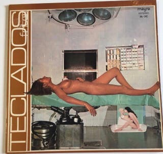 TECLADOS FRITOS Rock Progresivo Español