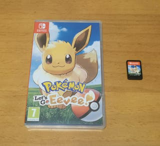 Pokémon Let's go Eevee! ( Switch )
