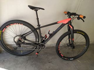 MTB Cube reaction STL carbono