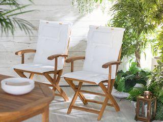 Conjunto sillas jardín MAUI