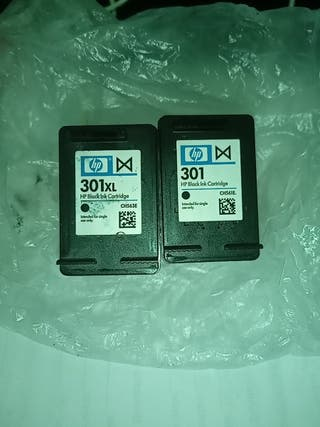 2 cartuchos HP original