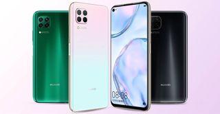 Huawei p40 lite nuevo!