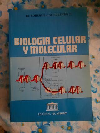 Libro Biologia Celular y Molecular de De Robertis