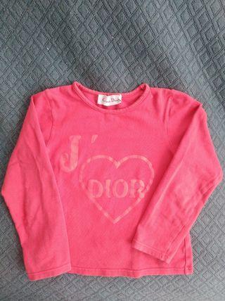camiseta Dior