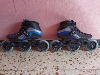 patines de velocidad talla 42
