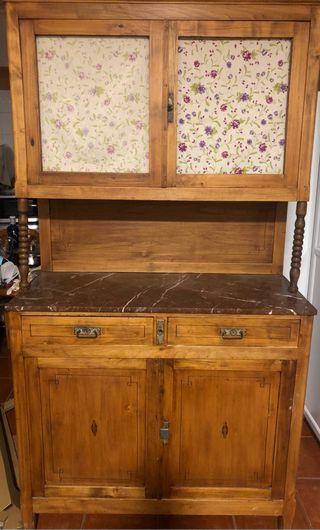Mueble aparador rústico