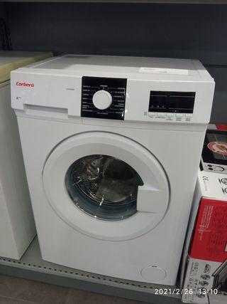 lavadora Corberó 6 kilos