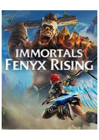Immortals Fenix Rising Nintendo Switch