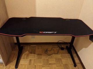 escritorio gaming drift dz200