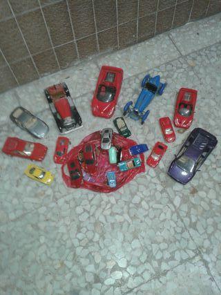 coches de metal