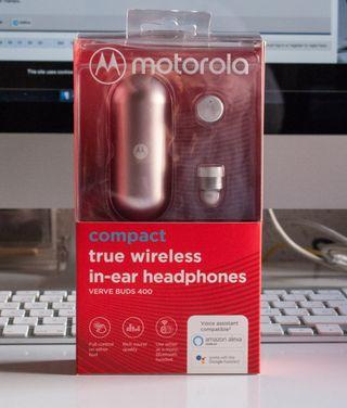 Auriculares inalámbricos TWS Motorola precintados
