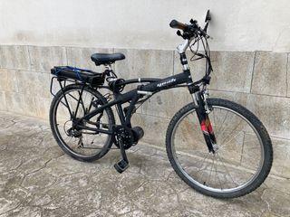 Bicicleta eléctrica marca Yeah