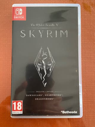 The Elder Scrolls: Skyrim - Nintendo Switch