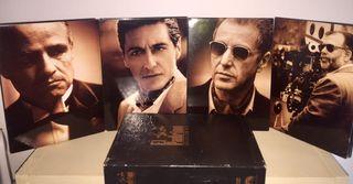 Box 5 dvd El Padrino