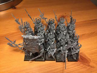 Ejército de Altos Elfos de Novena Era / Warhammer