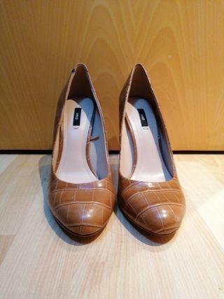 zapatos de tacon nuevos de mango