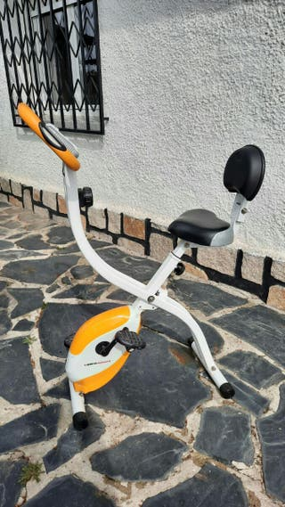 Bicicleta estática plegable Ultrasport