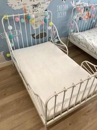 Camas niño Ikea Minnen