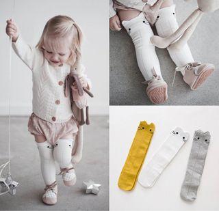 Calcetines divertidos gatitos para niñas