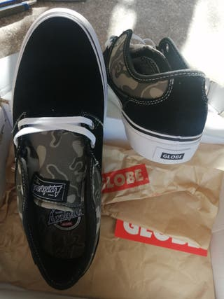 skate shoes globe usa militrar