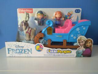 Trineo Disney Frozen NUEVO