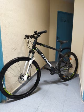 bicicleta rockrider 520 perfecto estado