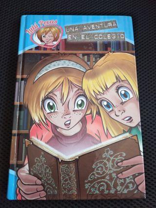 Libro Una Aventura en el Colegio