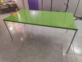 Mesa de centro metalica 100x50