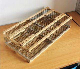 transportin pajaros- canarios jilgueros exóticos