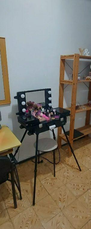 tocador vanity maletin