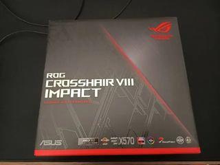 Asus ROG Crosshair VIII Impact - Nuevo