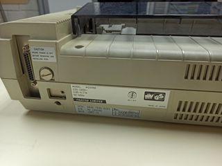 impresora matricial Fujitsu M3349b
