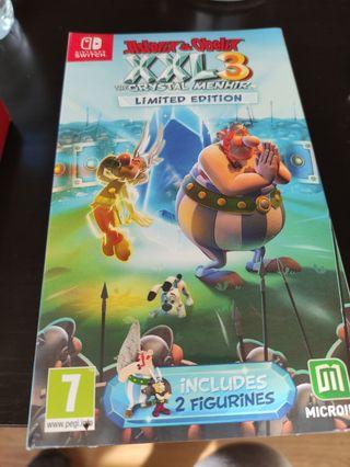 juego asterix y obelix xxl Nintendo switch nuevo