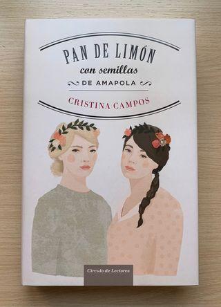 """Novela """"Pan de limón con semillas de amapola"""""""