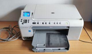 impresora HP Photosmart C5380 All In One