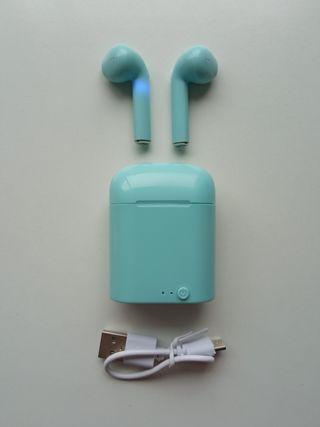 Auriculares Bluetooth (nuevos)