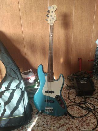 Kit bajo eléctrico Fender Squier