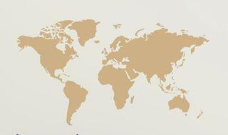 Vinilo mapa