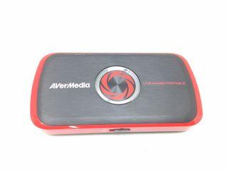 Capturadora Avermedia Live Gamer Portable (LGP)
