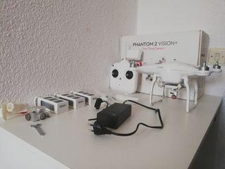 DRONE DJI PHANTOM 2 VISON +
