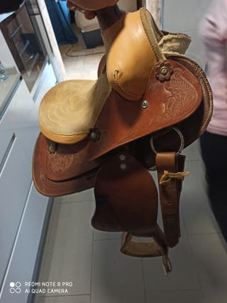 montura para pony
