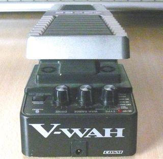 Pedal de guitarra Boss PW-10 V-wah