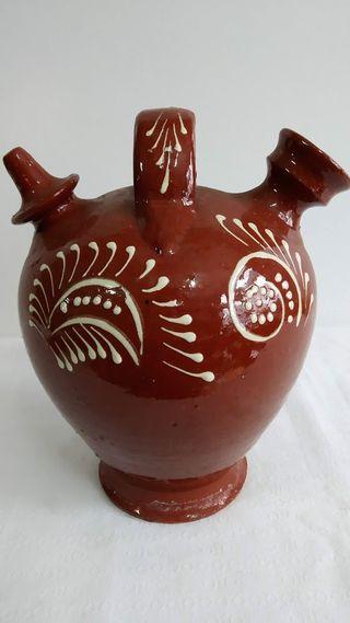 Botijo, cerámica de Salamanca.