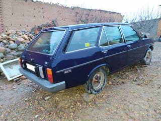 SEAT 131 CL 1.6 1979